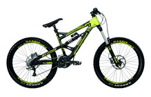 Bergamont Big Air 8.3 black/lime matt